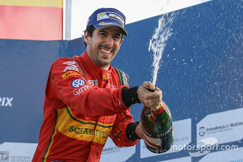Lucas di Grassi und ABT: Platz zwei fast wie ein Sieg