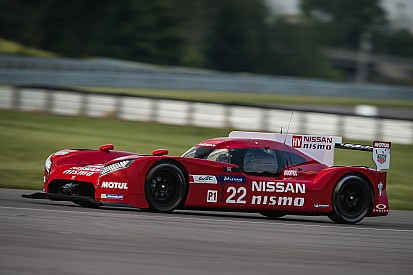 """Piquet says Nissan WEC outing """"just a test"""""""
