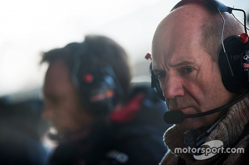 Newey teme anche la McLaren-Honda per il 2016