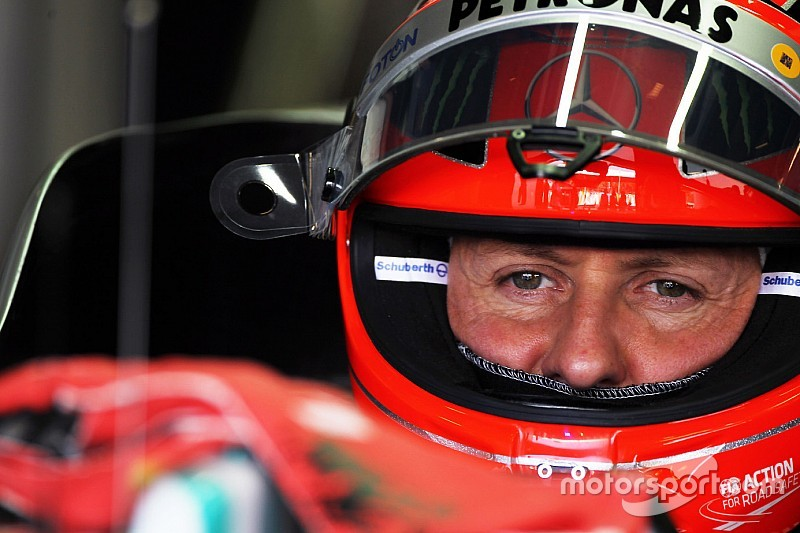 Schumacher Walking Claims Slammed By Manager As Irresponsible
