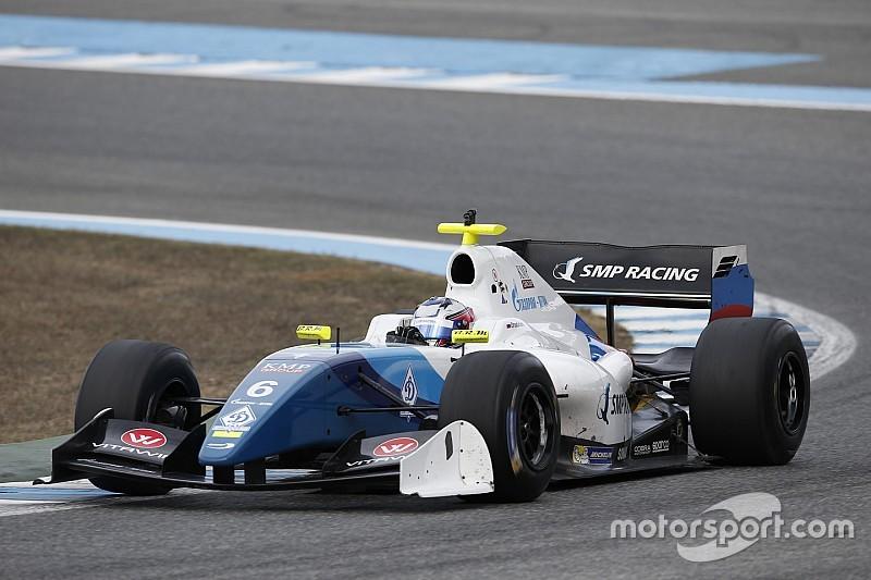 Orudzhev blijft bij Arden in Formule 3.5