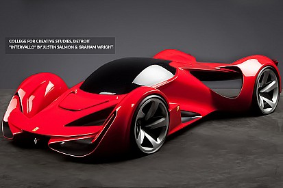 Ferrari Top Design School Challenge