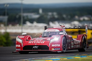 WEC Breaking news Nissan withdraws LMP1 entry from 2016 WEC