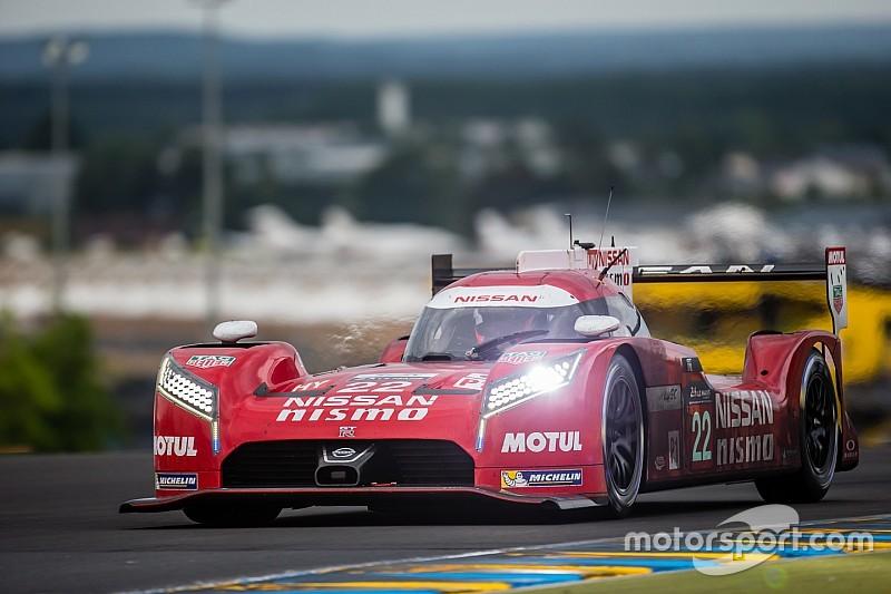 Nissan dit stop et quitte le LMP1!