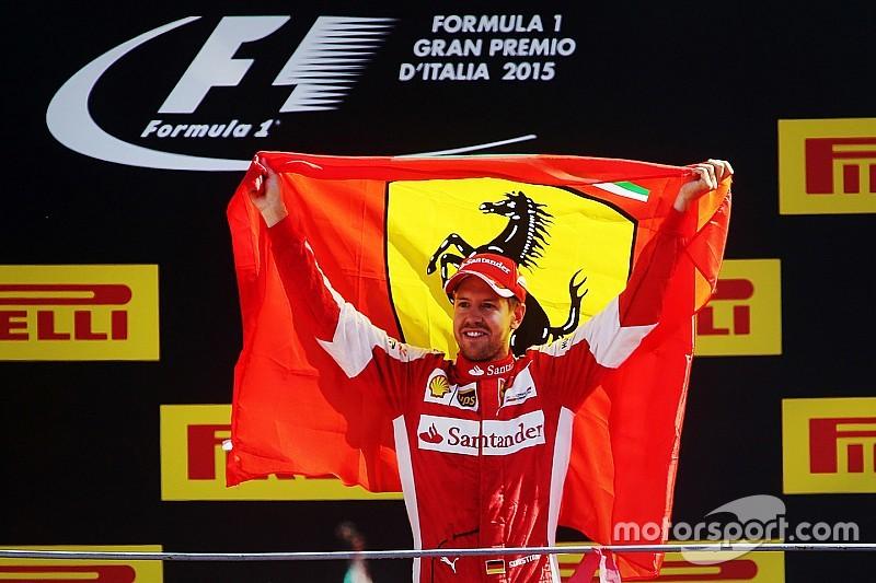 Главные темы 2015 года – №17: победы Феттеля в Ferrari
