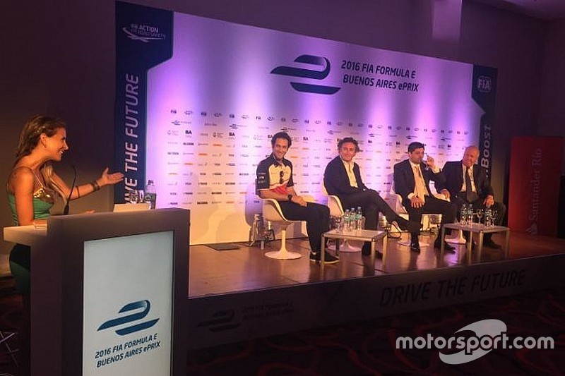 "Bruno Senna ""lancia"" l'ePrix 2016 di Buenos Aires"