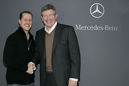 Vor sechs Jahren: Michael Schumacher gibt Comeback bekannt