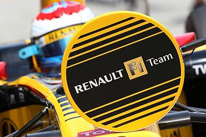 """Renault aura """"la capacité financière"""" d'être un Top Team"""