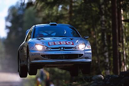 206 WRC, l'autre sacré numéro du Lion