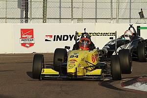Ласточкин нацеливается на IndyCar