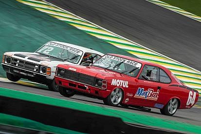 Estreia da Old Stock Race anima pilotos; veja imagens