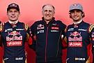 Scuderia Toro Rosso: год в фотографиях