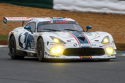 Mosing, Foss and Faulkner complete Rolex 24 At Daytona Driver Lineup in No. 93 Dodge Viper GT3-R