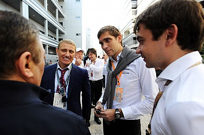 Петров стал пилотом SMP Racing