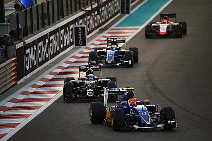 Sauber expects scoring points to be tougher in 2016