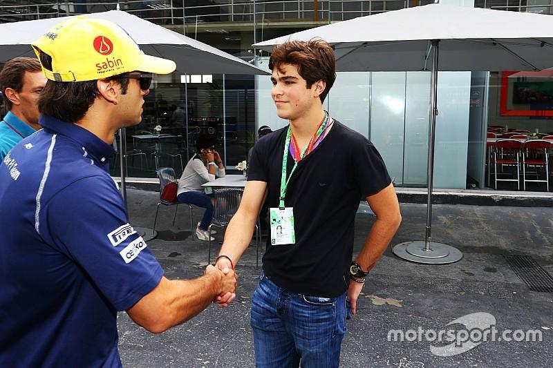 Listo el carro de Pedro Piquet para Nueva Zelanda