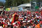 Italia aprueba ley para ayudar a mantener la carrera de F1 en Monza