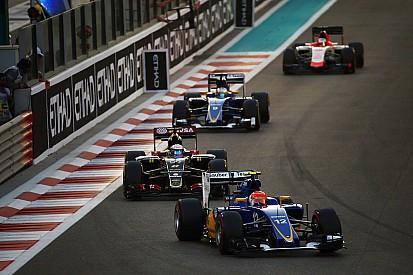 Sauber cree que sumar puntos será más complicado en 2016