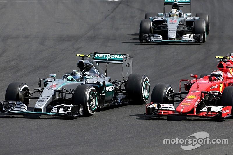 Lauda: 'Eerste drie races de sleutel voor het seizoen 2016'