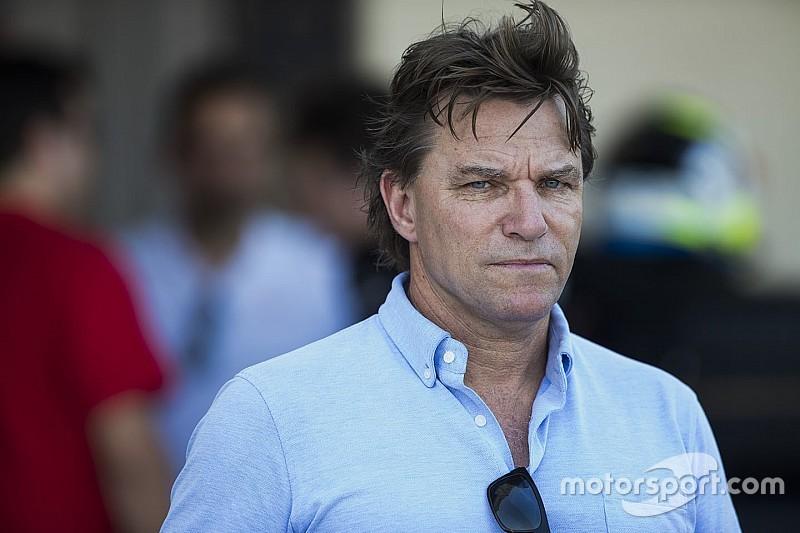 Johansson relembra acidente parecido com o de brasileiro