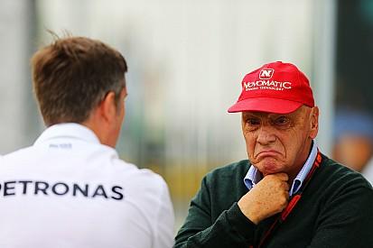 """""""Nuestro margen de desarrollo es reducido"""", dice Lauda"""