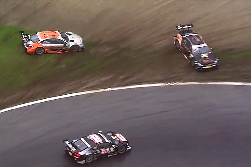 Top Stories of 2015; #9: 'Push Him Out' DTM scandal