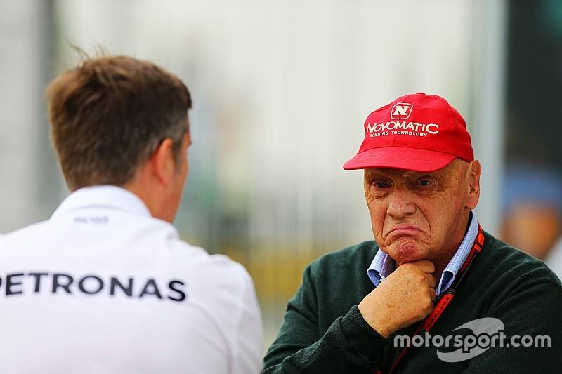 """""""Nossa margem de desenvolvimento está reduzida"""", diz Lauda"""