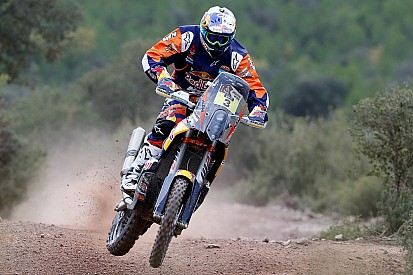 Dakar Bike Race: The Number 1 Plate up for grabs!