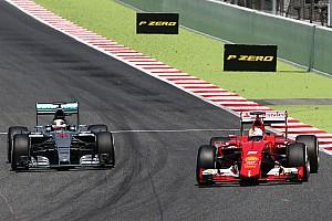 Formule 1 Actualités Mercedes - Ferrari a une plus grande marge de progression pour 2016