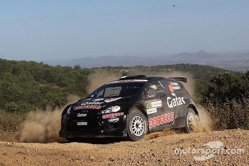 Bicampeão deixa WRC2 para se concentrar na Olimpíada