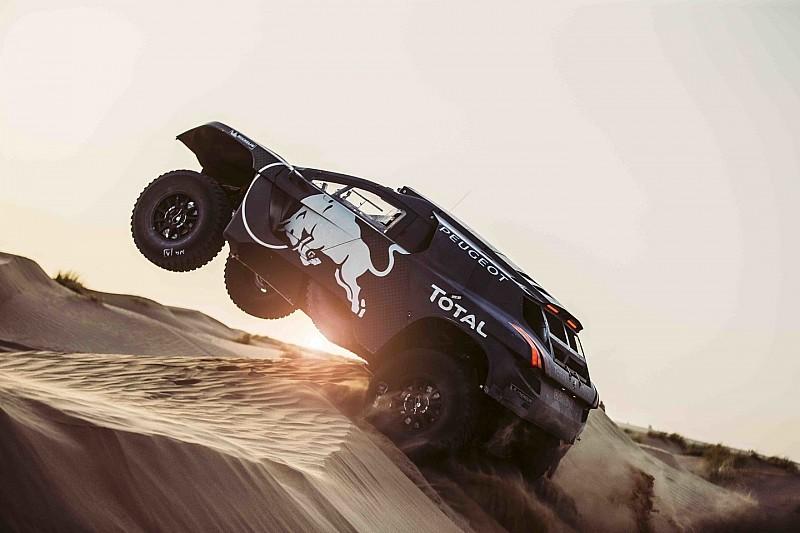 Peugeot won't last full Dakar distance - Al-Attiyah