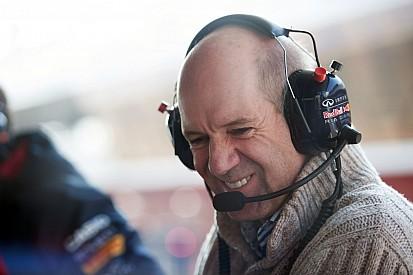 """Newey - """"Beaucoup plus de liberté technique"""" en LMP1 qu'en F1"""