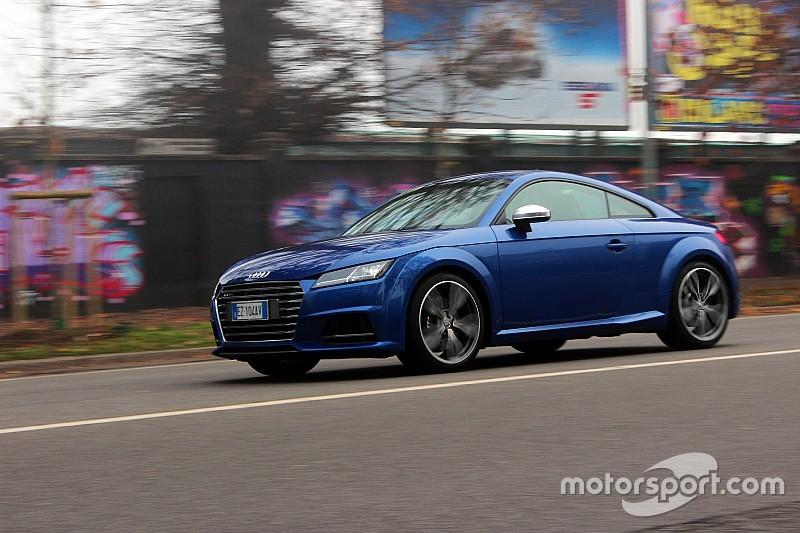 Test su strada: Audi TTS, una sorpresa tira l'altra