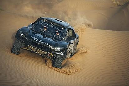 Al-Attiyah gelooft niet in betrouwbare Peugeot in Dakar Rally