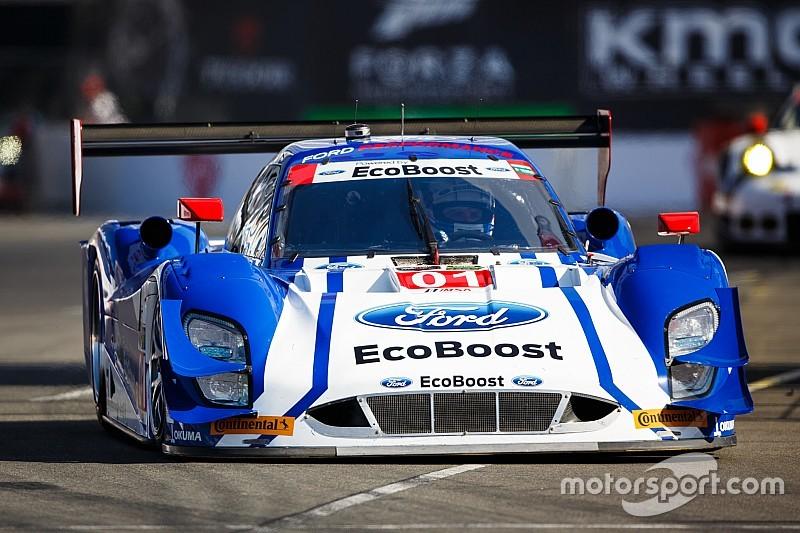 Ford holt Andy Priaulx und Alex Wurz für 24-Stunden-Rennen in Daytona