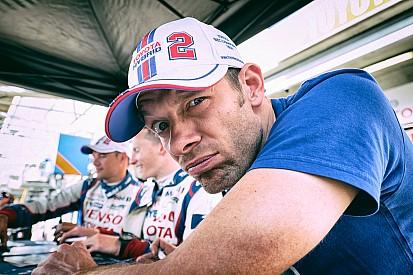 伍尔兹将加盟甘纳西车队重返赛场