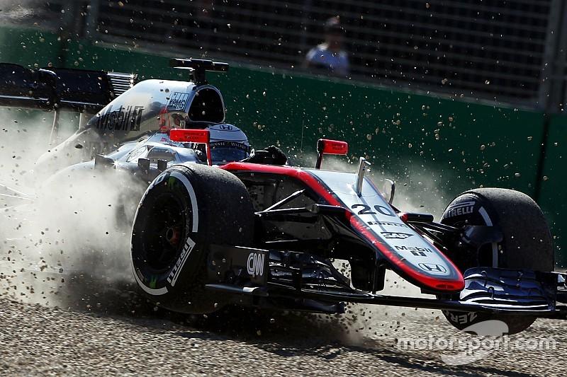 Главные темы 2015 года – № 6: провал McLaren-Honda