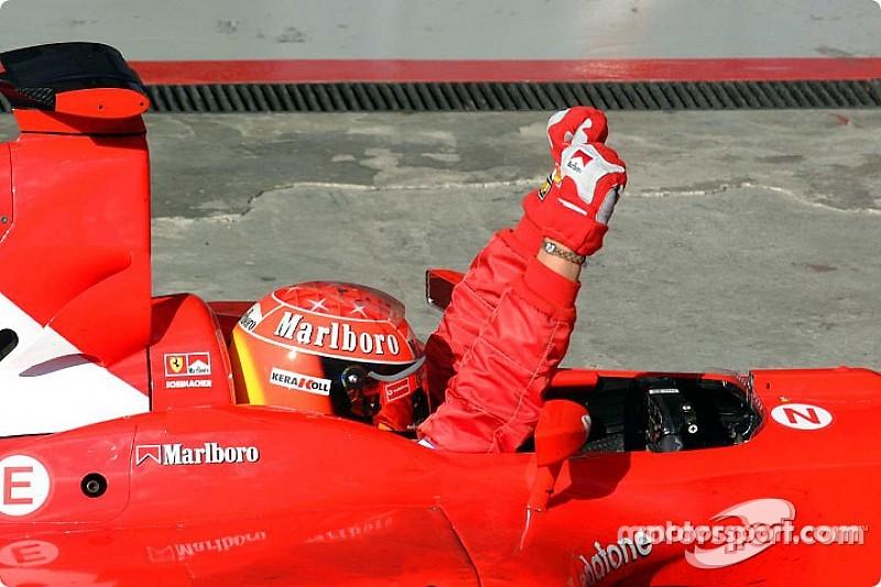 Schumacher usava três velocímetros no carro, diz engenheiro