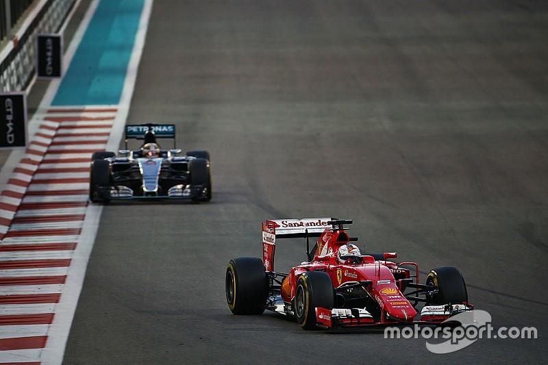 Mercedes: Ferrari hat in der Formel 1 den meisten Einfluss