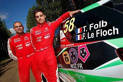El equipo de Loeb firma a Folb para la primera temporada en rallyes
