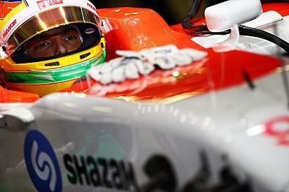 Merhi quer ser pago e mira ser piloto reserva de equipe top