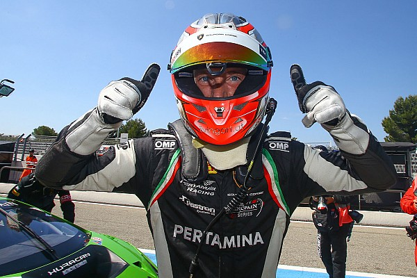 Paul Miller Racing adds Mirko Bortolotti
