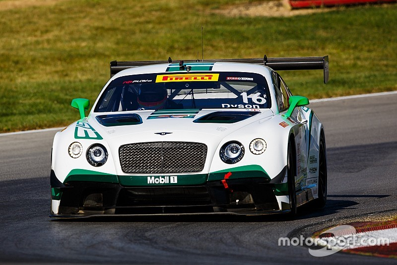 Dyson Racing Team concludes two-year of works-supported program with Bentley, looks ahead to 2016