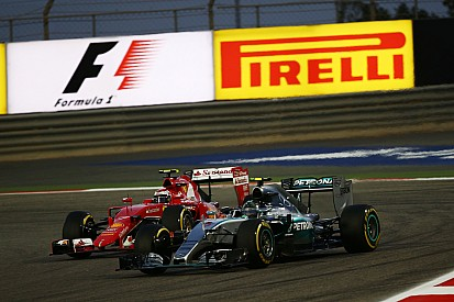 """Wolff """"paranoid"""" Mercedes' run of form will end"""