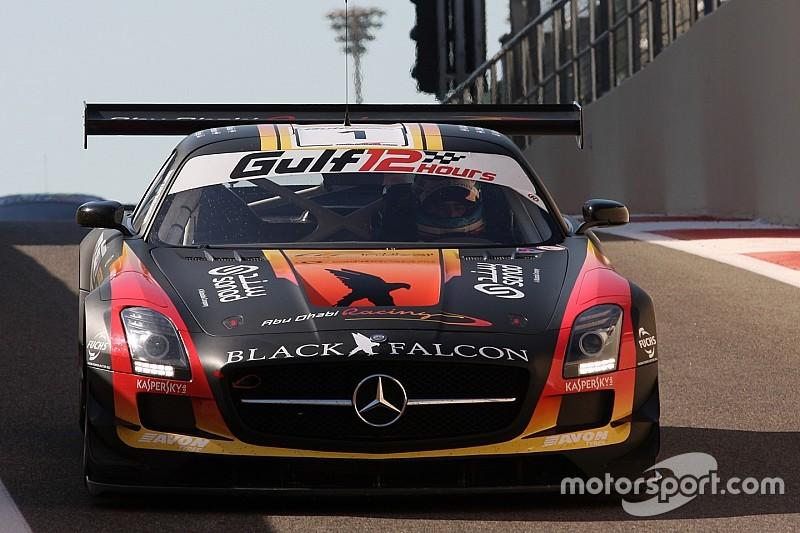 Drie Nederlanders bij topteam Black Falcon in Dubai 24 Hours