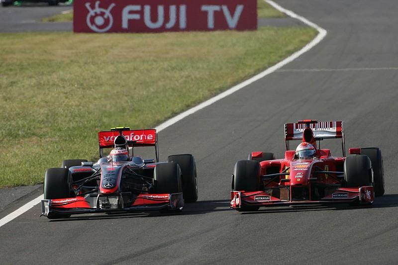 F1's double diffuser affair a Mosley 'lesson' for McLaren and Ferrari