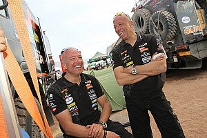 Dakar Interview Keeping up with the Coronels: Getting ready for Dakar