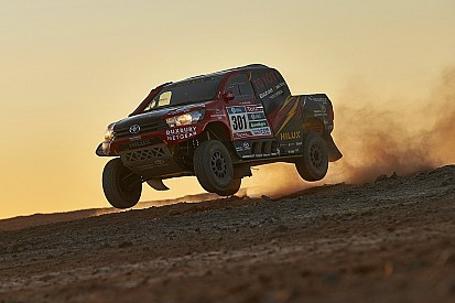 Overdrive Racing and Toyota Gazoo Racing South Africa make final preparations for Dakar challenge