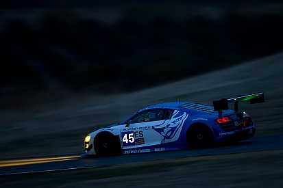 Krohn Racing con Flying Lizard a Daytona