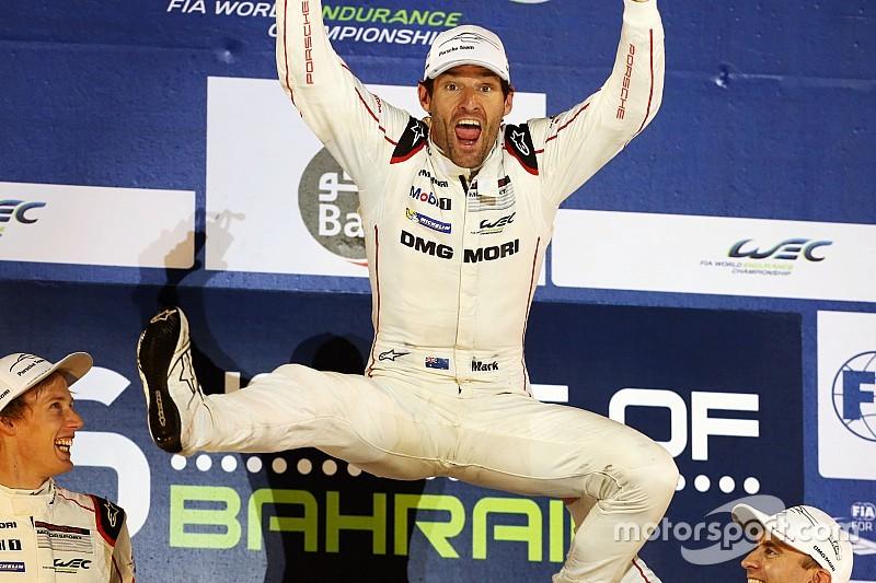 Webber a manqué la victoire mancelle mais en garde de grands souvenirs